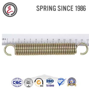 Colored Zinc Carbon Steel Tension Spring pictures & photos
