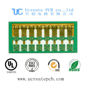 Competitive Price PCB for MP3 Player with Green Solder Mask pictures & photos