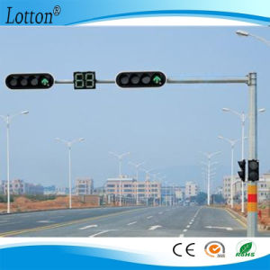 Customized Height Street Lighting Poles