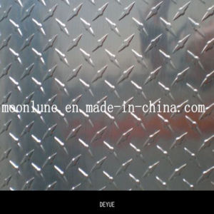 Good Price Checker/ Chequer Aluminium Sheet/Plate for Bus Floor