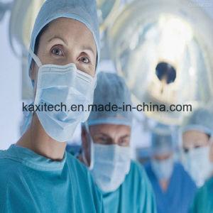 Whole-Sale Price Disposable Nonwoven 3ply Medical Face Mask pictures & photos