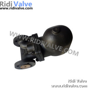 Ft43 Flanged Ball Float Steam Trap (DN15 - DN25)