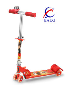4 PVC Wheel Child Scooter (BX-4M001) pictures & photos