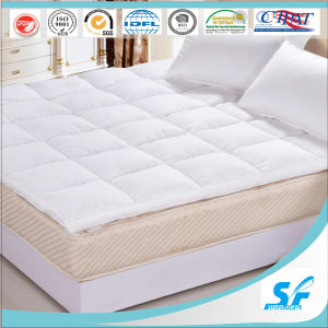 Professional Down Feather Mattress Topper with Great Price pictures & photos