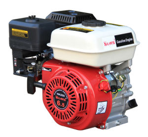 13HP Gasoline Engine Red Color (HR390) pictures & photos