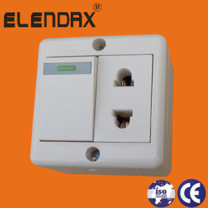 Elendax Switch Socket /Top Companies in China (S2019) pictures & photos