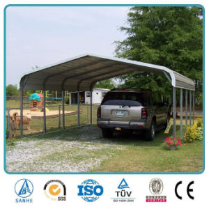 China Durable Custom Easy Install Used Metal Carports Frame Parts Sale For Car Parking China Metal Carports Frame Parts Used Metal Carports For Sale