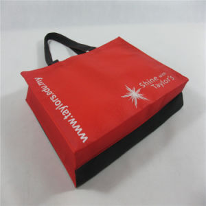 Non Woven Tote Bag, with Custom Design/Size and Logo Imprint (MECO132) pictures & photos