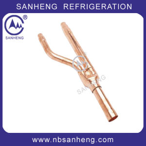 Air Conditioner Refenet Branch Copper Disperse Pipe pictures & photos