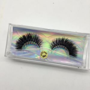 Free Sample Handmade 100% 3D Mink Eyelashes Wholesale pictures & photos