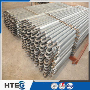 China Supply Heat Exchanger Stainless Steel Spiral Fin Tube pictures & photos