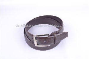 New Model Factory Man Waistband Embossed Logo PU Leather Belts pictures & photos