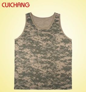 Summer Cool Sublimation Printing Tank Tops for Men