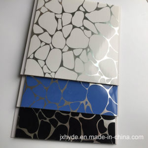 Substantial Home Decoration Material Waterproof PVC Panel (RN-153) pictures & photos