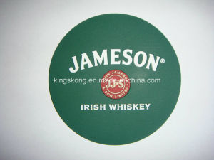 Jameson Rubber Coaster/Fashionable Cup Coaster pictures & photos