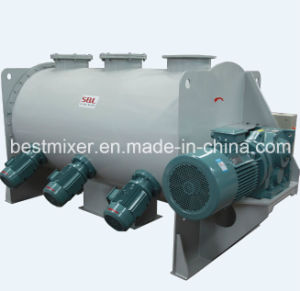 Chemical Powder Plow Mixer pictures & photos