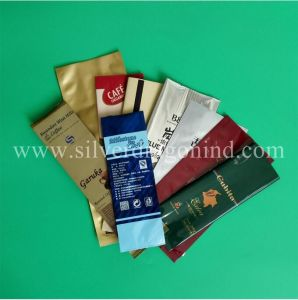 Custom 250 Grams Middle-Sealed Coffee Bag High Quality pictures & photos