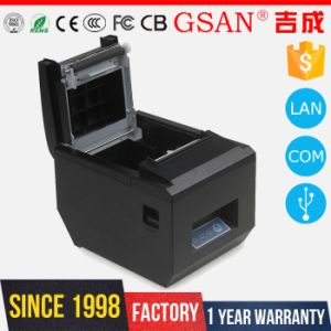 Gsan 80mm Auto Cutter Kitchen POS Thermal Printer pictures & photos