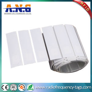 Tamper Evident Vehicle Headlight Security Label Tag pictures & photos