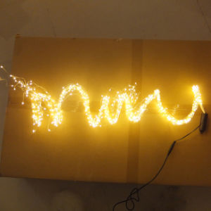 LED Christmas Decoration Copper Light (700LED Bunch light)