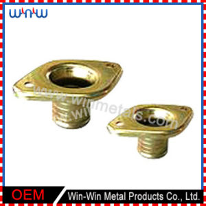 Customized Wholesale Alloy Steel Stamping Machining Deep Drawn Parts pictures & photos