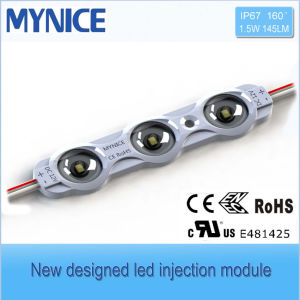 2835 1.4W LED Edge Lighting with Lens Module pictures & photos