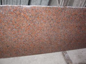 Chinese G562 Maple Red Granite Small Slab pictures & photos