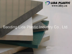 Produce PVC Sheet Plastic Company pictures & photos