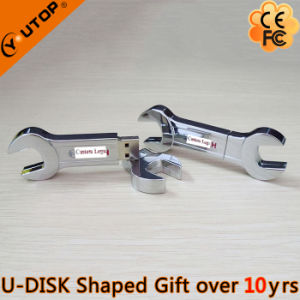 Custom Metal Spanner USB Stick for Electrician Gifts (YT-1260)