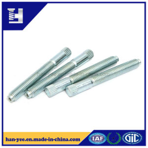 Carbon Steel Zinc Plated Stud Bolt pictures & photos