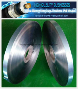 Blue Color Aluminum Foil Film Mylar Tape for Cable Insulation and Shielding