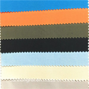 Cotton Fr Fabric Anti-Static Metal Fiber Oil Gas Uniform Oil Water Proof Fabric, Flame Retardant Fireproof Fabric pictures & photos