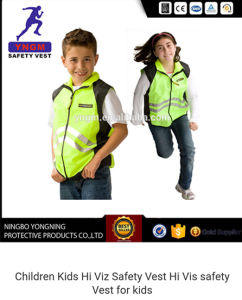 Kid Safety Vest with High Quality CE Certification pictures & photos