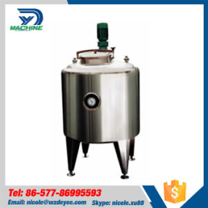 China Made Stainless Steel Yogurt Tank Container