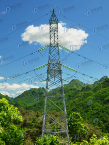 Customed Transmission Line Lattice Tower