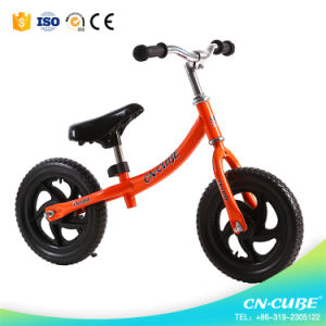 2017 Good Price No Pedals Wholesale Kids Bike Steel Frame Balance Bike with Air Tire pictures & photos