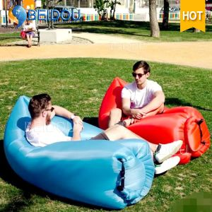Portable DIY Leisure Sofa Chairs Wholesale Inflatable Air Chair