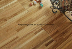 Waterproof Oak Wood Parquet/Laminate Flooring pictures & photos
