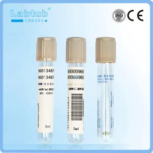 Glucose Tube / Sodium Fluoride Tube (EDTA) pictures & photos