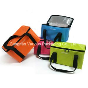 Polyester Insulated Picnic Bag, Cooler Lunch Bag (BG2056) pictures & photos