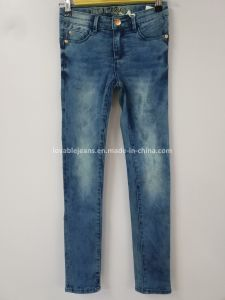 Slim Jeans in Heavy Wash (121-G301)