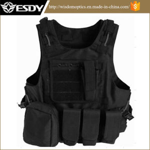 Military Tactical Molle system Vest, Army Combat Vest pictures & photos