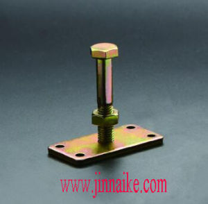 Adjustable Pin with Plate for Fastening pictures & photos