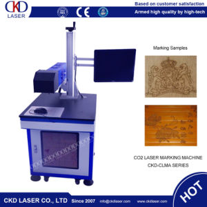 Wooden Letters Laser Marking Machine for Sale pictures & photos