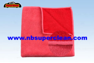 New Design Microfiber Kitchen Towel Cleaning Cloth (CN3665) pictures & photos