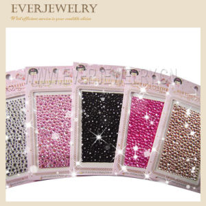Mobile Phone Rhinestone Sticker Crystal Bling Sticker pictures & photos