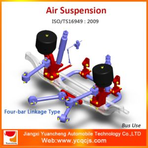Front Position and Air Suspension Type City Bus Air Suspension