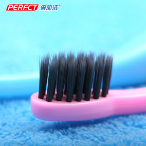 PERFECT Bamboo Charcoal Kid/Child/Children Toothbrush pictures & photos
