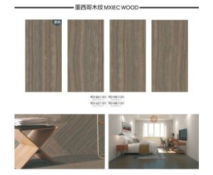Interiro Decorations 60X120cm Wood Like Vitrified Tiles (PD1621101P) pictures & photos