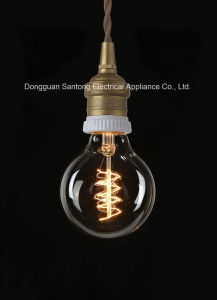 High Quality G80 24 Anchorsclear Globe Vintage Bulb with Ce&RoHS